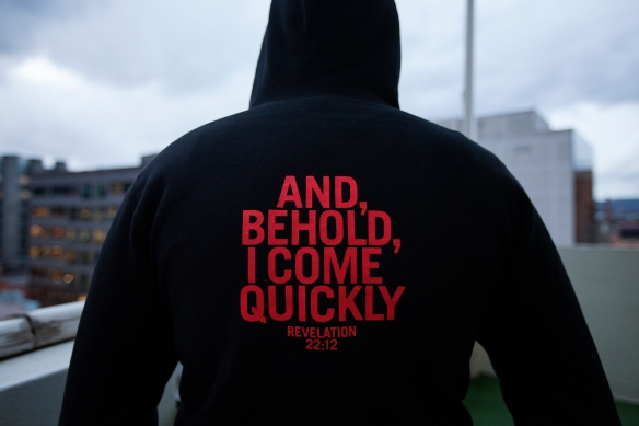 Dark Mofo Staff Hoody 2014