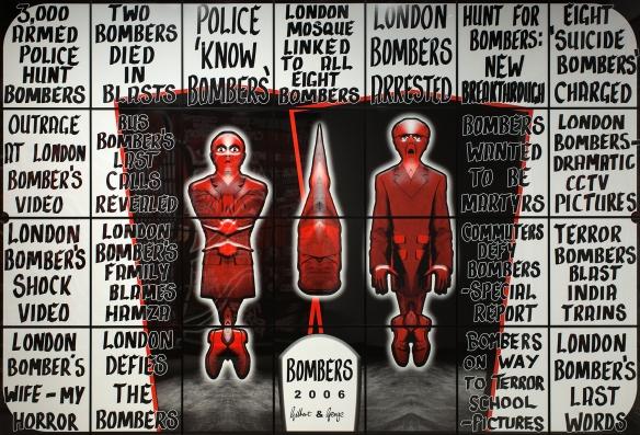 BOMBERS. 2006, Gilbert & George