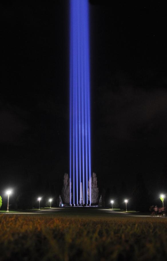 spectra [tasmania], 2013, Ryoji Ikeda