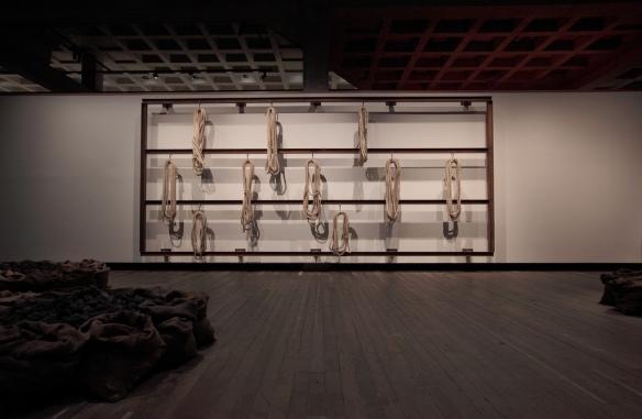 Untitled, 1998, Jannis Kounellis Image: Mona/Leigh Carmichael